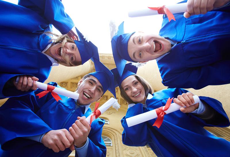 Detalhe da duração dos cursos: Mestrado, Doutorado e Pós-doutorado