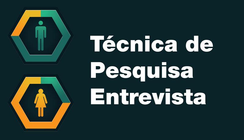Técnica Entrevistapara Projeto de Pesquisa