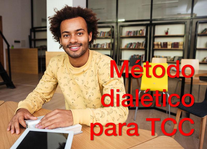 Método dialético para TCC