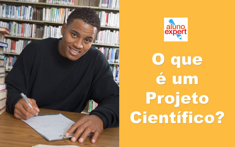 O que é um Projeto Científico?