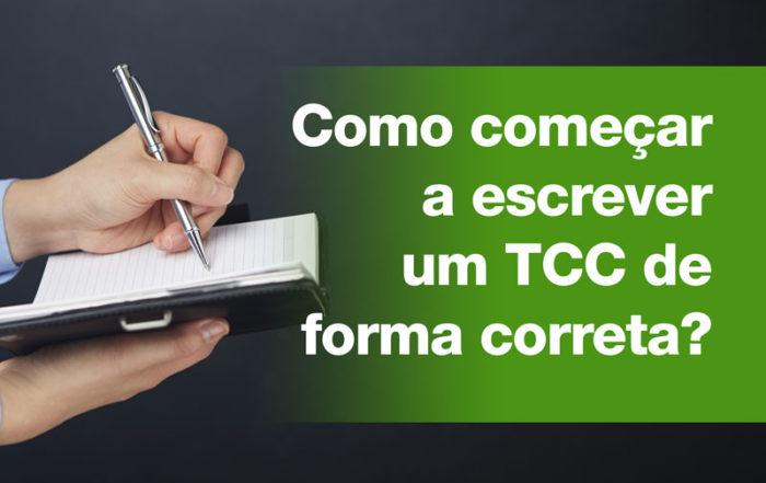 Aprenda como iniciar um TCC ou Projeto de Pesquisa