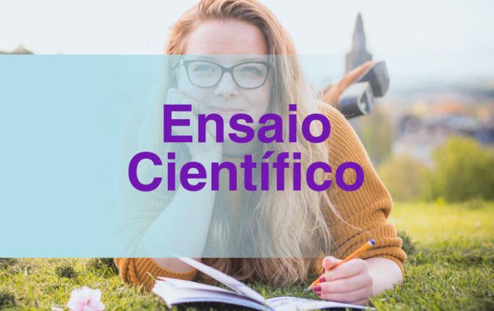 Ensaio Científico - O que é um Ensaio Científico e Como fazer com Exemplos prontos e Normas ABNT