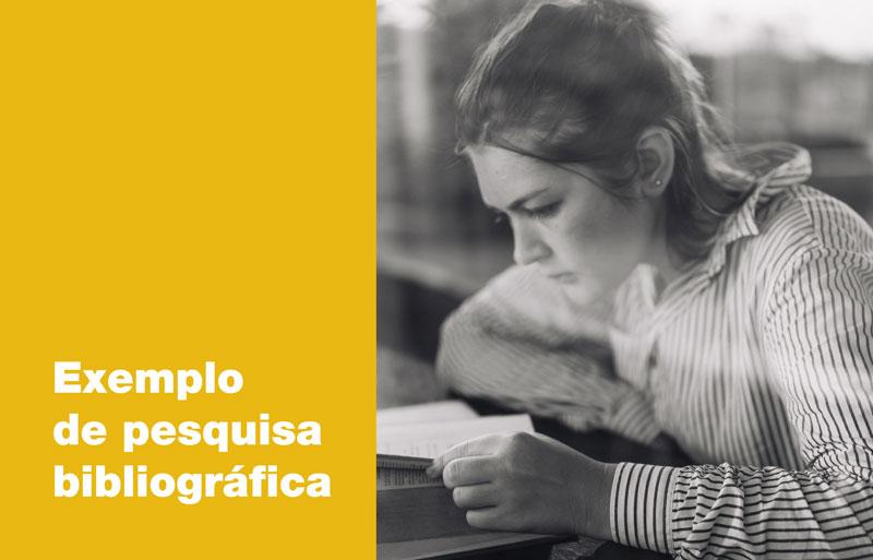 Exemplo pesquisa bibliográfica com metodologia