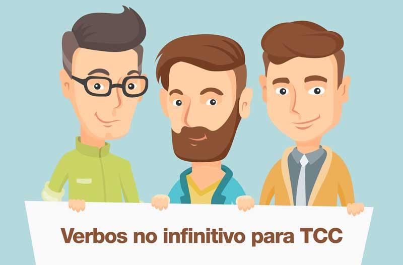 Verbos para TCC