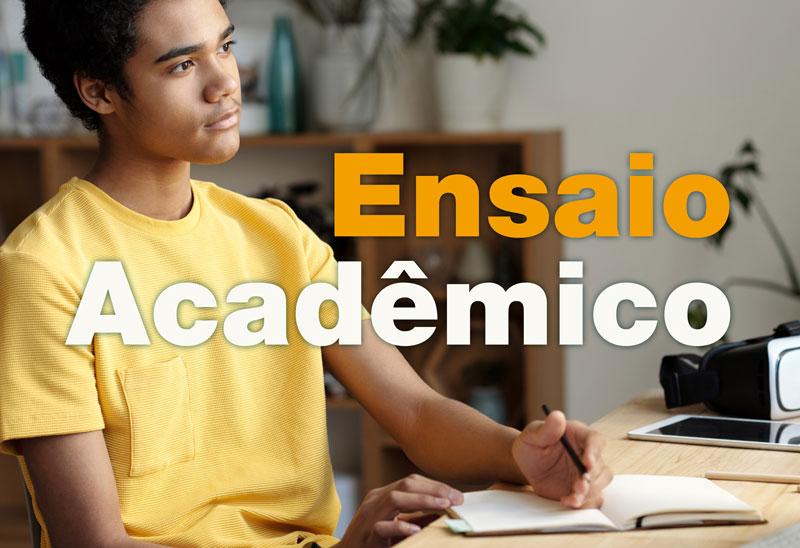Exemplo de Ensaio Acadêmico