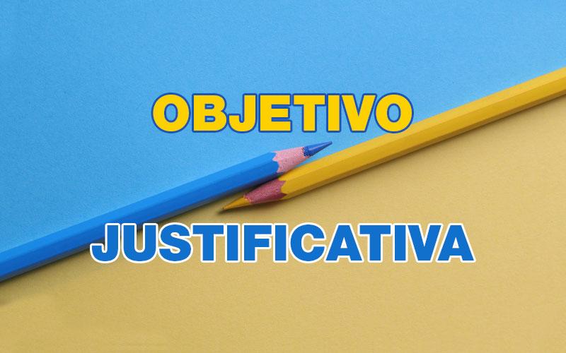 Aprenda a diferença entre justificativa e os objetivos em uma pesquisa