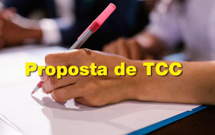 Proposta TCC: significado, exemplos e dicas de como fazer