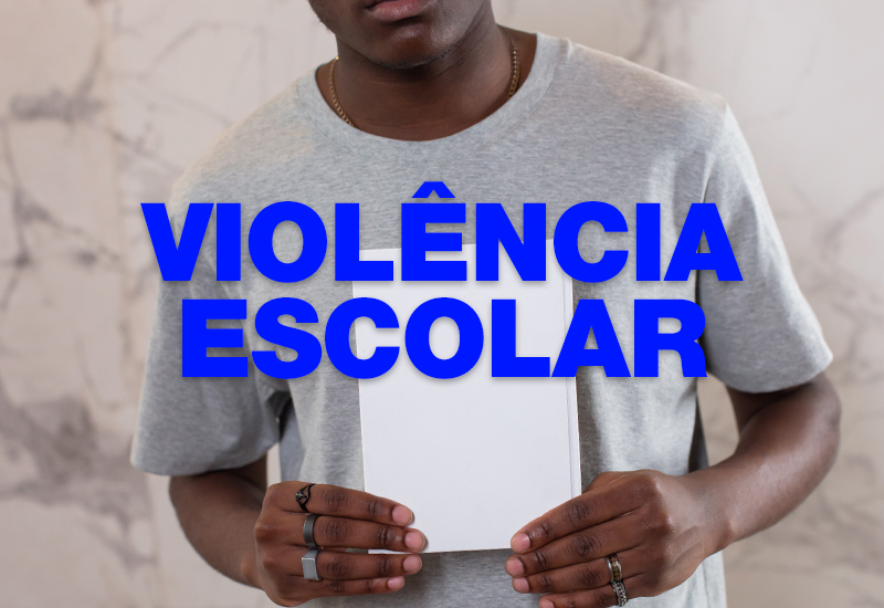 TCC ponto sobre violência na escola